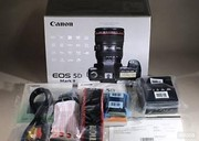 Canon EOS 5D Mark II 21MP DSLR Camera :: 900 USD